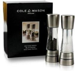 Cole & Mason Derwent Salt- og pepperkvern