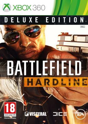 Battlefield Hardline (Deluxe Edition) til Xbox 360