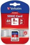 Verbatim SDHC 8 GB Class 10