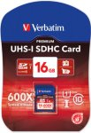 Verbatim SDHC 16 GB Class 10