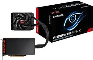 Gigabyte Radeon R9 Fury X