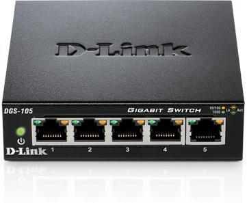 D-Link DGS-105/EX4