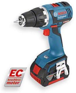 Bosch GSR 18 V-EC (2x4.0Ah)