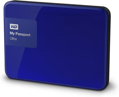 Western Digital My Passport Ultra II 1TB