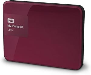 Western Digital My Passport Ultra II 3TB