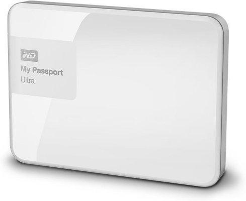 Western Digital My Passport Ultra II 2TB