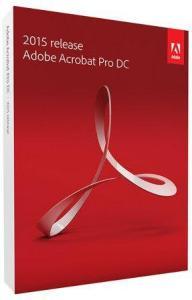 Adobe Acrobat Pro DC 2015 Engelsk til Windows
