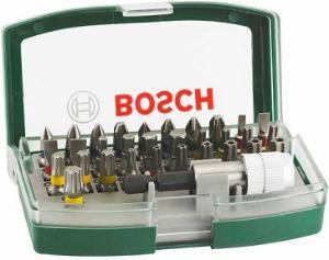 Bosch bitsett 32 deler