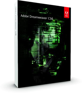 Adobe Dreamweaver CS6 Mac Engelsk