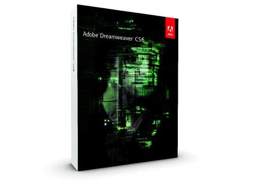 Adobe Dreamweaver CS6 Windows Engelsk
