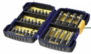 Irwin 30 deler bitssett