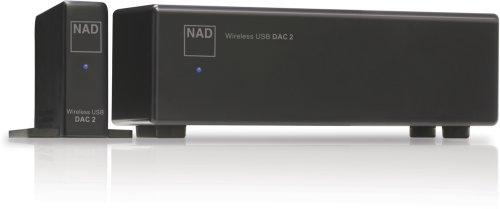 NAD DAC2 D/A-konverter