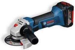 Bosch GWS 18-125 V-LI (2x4,0Ah)