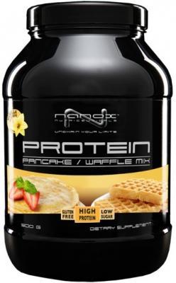Nanox Proteinpannekake & Vaffelmix 900g