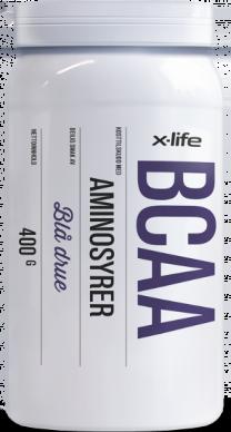 X-Life BCAA 400g