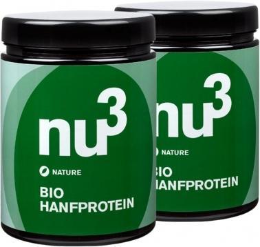 nu3 Økologisk Hampprotein 2x500g