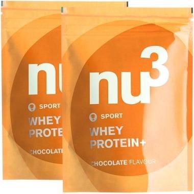 nu3 Whey Protein+ 2x1000g