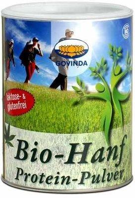 Govinda Økologisk Hamp Proteinpulver