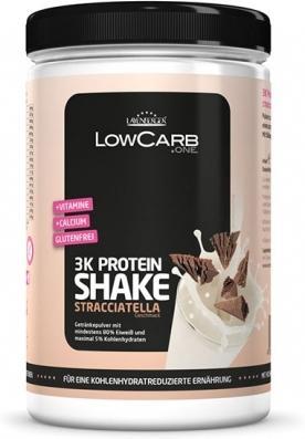 Layenberg er LowCarb.one Proteinshake
