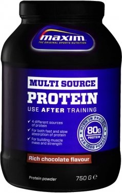 Maxim Strength Multisource Protein