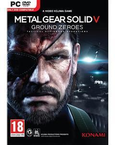 Metal Gear Solid V: Ground Zeroes til PC