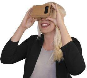 Clas Ohlson VR-briller for smartphone
