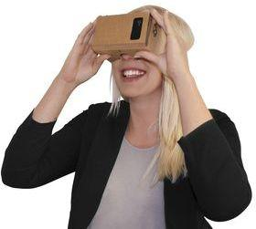 Clas Ohlson VR-briller for smartphone