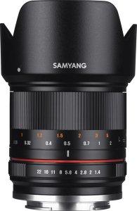 Samyang 21mm f/1.4 ED AS UMC CS for Sony E