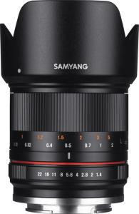 Samyang 21mm f/1.4 ED AS UMC CS for mFT
