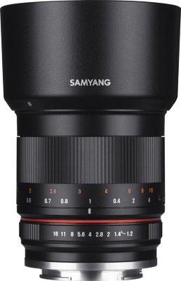 Samyang 50mm f/1.2 AS UMC CS for Sony E