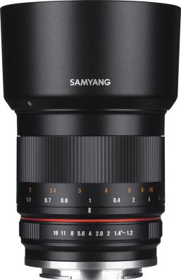 Samyang 50mm f/1.2 AS UMC CS for Canon