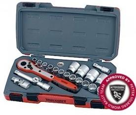 Teng Tools Pipenøkkelsett T1221