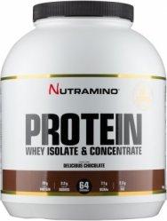 Nutramino Whey Protein Jordbær 1,8kg