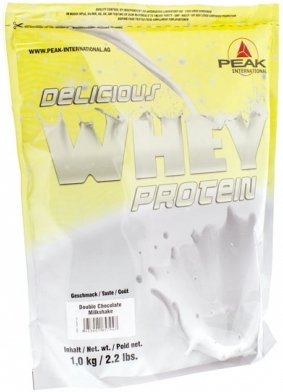Peak Delicious Muscle Whey