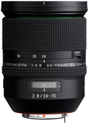 Pentax HD FA 24-70mm f/2.8ED SDM
