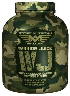 Scitec Muscle Army Warrior Juice 2100g