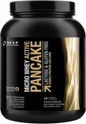 Self Omninutrition Micro Whey Pannekake