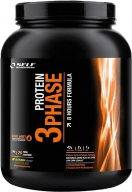 Self Omninutrition 3 Phase Protein 1 kg