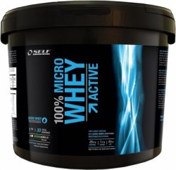 Self Omninutrition Micro Whey Active Stevia