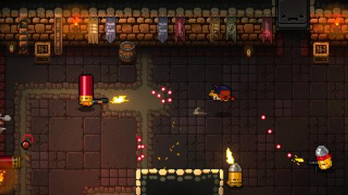 Enter the Gungeon til Linux