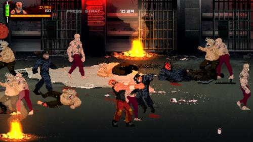 Mother Russia Bleeds til Playstation 4