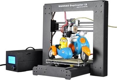 Wanhao Duplicator i3
