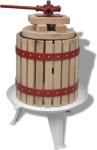 Fruktpresse 12 Liter