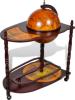 VidaXL Globus Barskap med bord (240699)