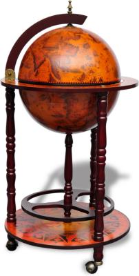 VidaXL Globus Barskap