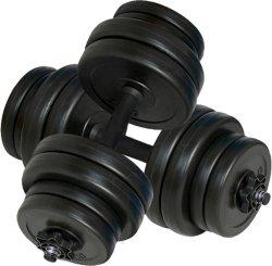 VidaXL Håndvekter 30kg (90267)