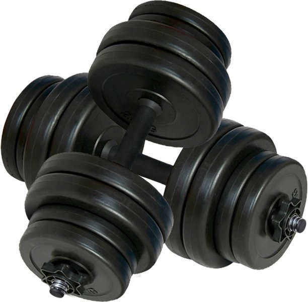 VidaXL Håndvekter 30kg
