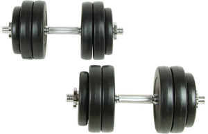 VidaXL Håndvekter 30kg (90235)