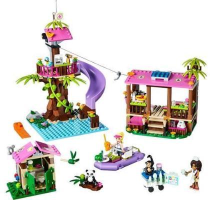 LEGO Friends-Reddningsstation 41038