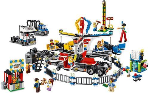 LEGO Creator Expert Fairground 10244